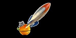 Apricot Rocket Logo-A